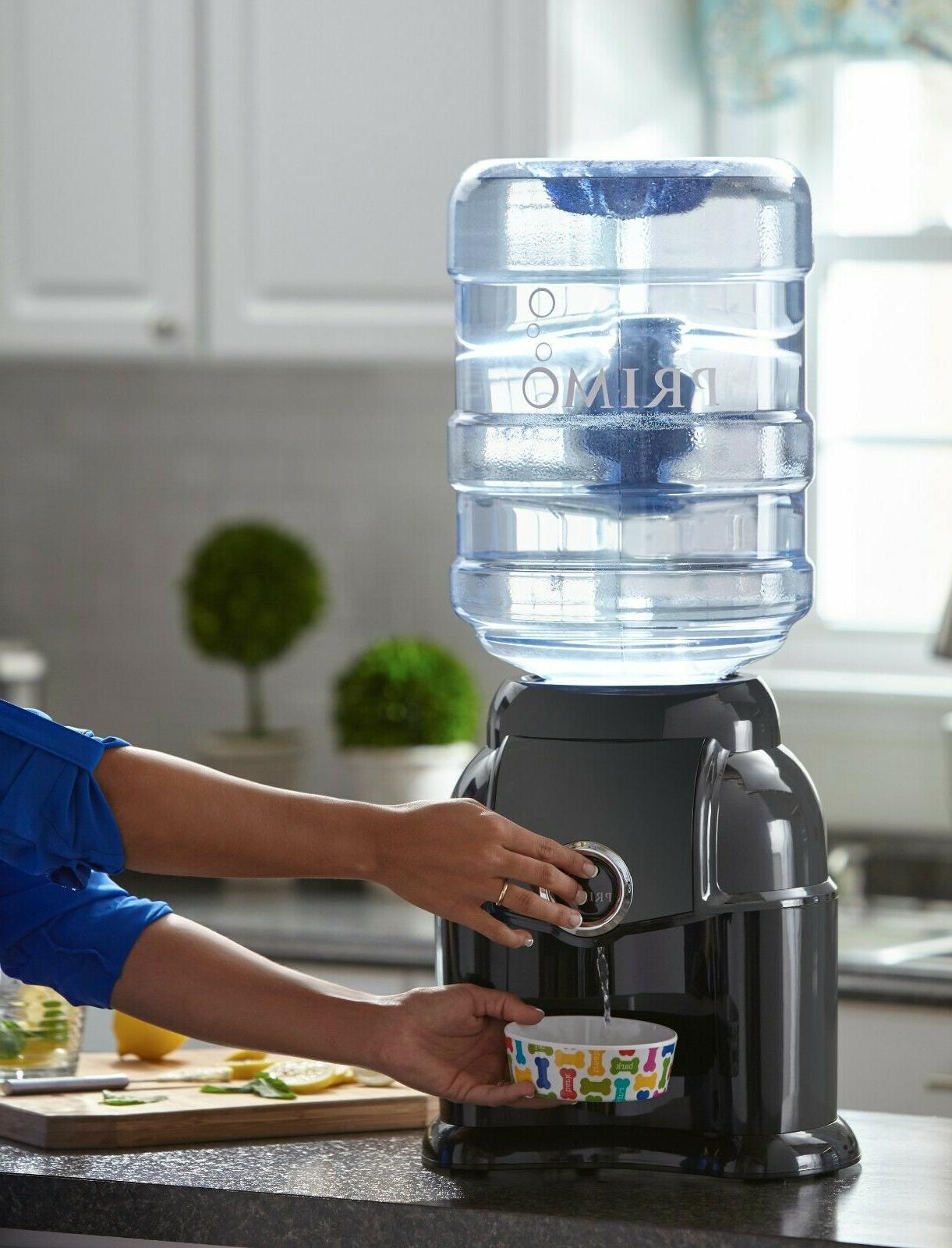 Water Dispenser Counter Coolers Jugs Home Kitchen New