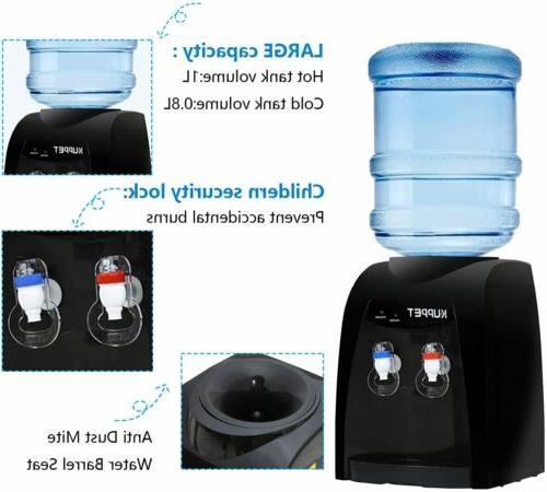 Water Dispenser Electrical Loading Countertop Hot Cold Cooler