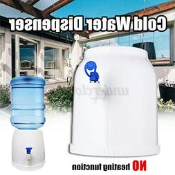 Mini Portable Table Top Countertop Bottle Cooler Water Dispe