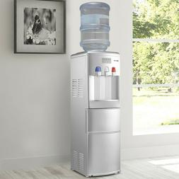 NEW 100% Top Loading Water Dispenser with Built-In Ice Maker