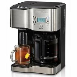 New Hamilton Beach Coffee Maker & Hot Water Dispenser 49982