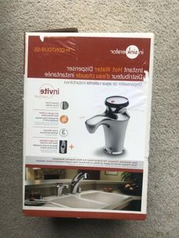 NEW - InSinkErator H-CONTOUR-SS Invite Instant Hot Water Sin