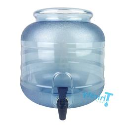Plastic Water Crock Pot Dispenser Faucet Valve Spigot Jug PC