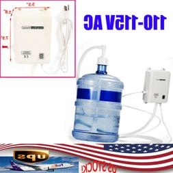 Portable Water Pump Dispenser with Switch Water Bottle Drink