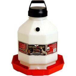 Little Giant PPF5 5 Gallon Capacity Automatic Poultry Watere