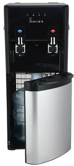 Primo Pro-Plus Bottom-Load Hot and Cold Water Dispenser, Bla
