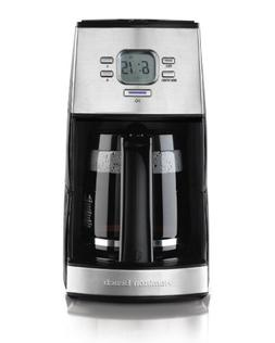 12 CUP PROGRAMMABLE COFFEEMAKER