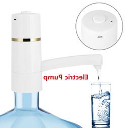 Rechargeable Electric Water Drinking Gallon Bottle Dispenser