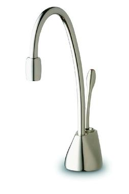 Single Handle Hot Water Dispenser in Polished Nickel