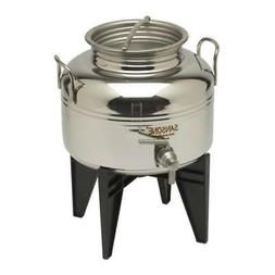 SANSONE STAINLESS STEEL WATER DISPENSER FUSTI 5 LITER  1.32
