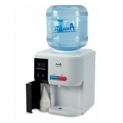 Tabletop Water Dispenser Office Home Table Top Cooler Hot Co