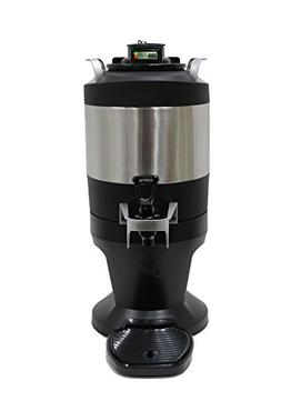 Wilbur Curtis Thermal Coffee Dispenser  with TFT Technology
