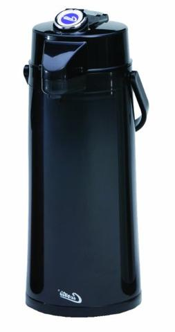 Thermal Coffee Water Dispenser Air Pot Glass Liner Lever Pum