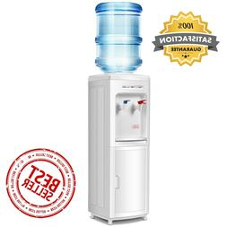Top Loading Hot And Cold Water Standing Dispenser 5 Gallons