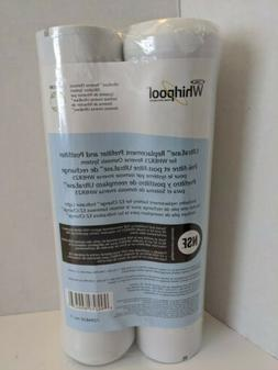 Whirlpool 2-Pack Under Sink Replacement Filter Set for WHARO