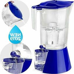 Universal Pitcher Water Filters - Purifier With Filtered Dis