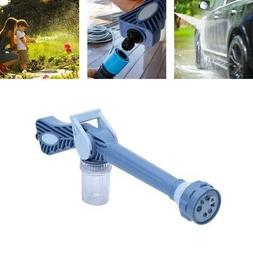 US Soap Dispenser Jet Spray Tool Garden Watering Hose Nozzle