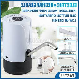 USB Charging Automatic Portable Electric Drinking Water Bott