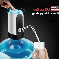 usb water bottle pump dispenser automatic 5