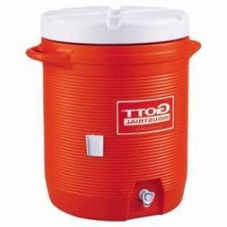 Water Coolers, 5 Gal, Orange