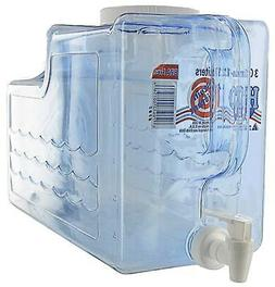 Water Dispenser 3 Gallon Ice Tea Lemonade Juice Drink Mix Co