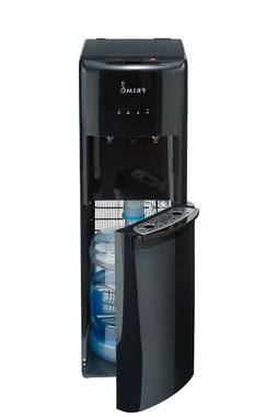 Bottom Loading Self Cleaning Hot-Cold Water Dispenser, Stain