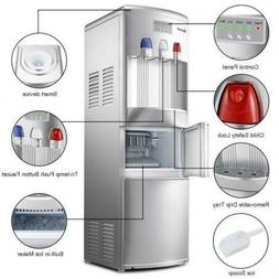 Water Dispenser Machine With Built-In Ice Maker Top Loading