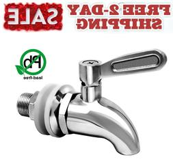 Water Dispenser Replacement Faucet, fits Berkey and other Gr