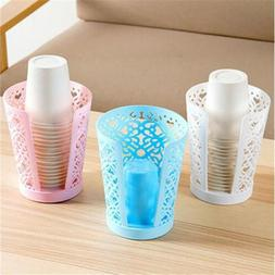 Water Dispenser Water Cup Holder Disposable Paper Cup Holder