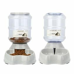 Old Tjikko Water Feeder for Dogs 1 Gallon Feeding Supplies A