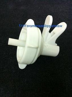 White Water Dispenser Valve for 55MM Crown Top Water Bottle