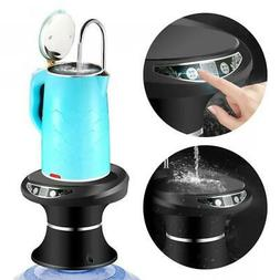 Wireless Rechargeable Electric Dispenser Water Pump w/ Child