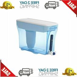 Zero Water Filter Pitcher Office Dispenser Ion Exchange 23-C