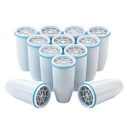 ZeroWater Replacement Filters 12-Pack BPA-Free Replacement W